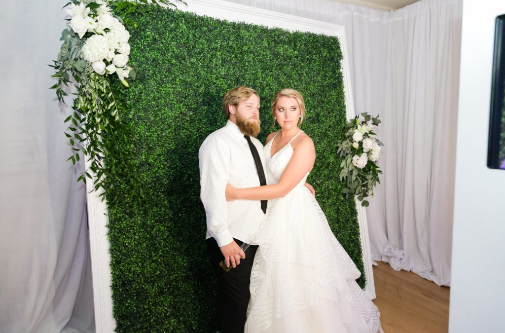 Waterford Wednesday: Backdrops at Your Wedding