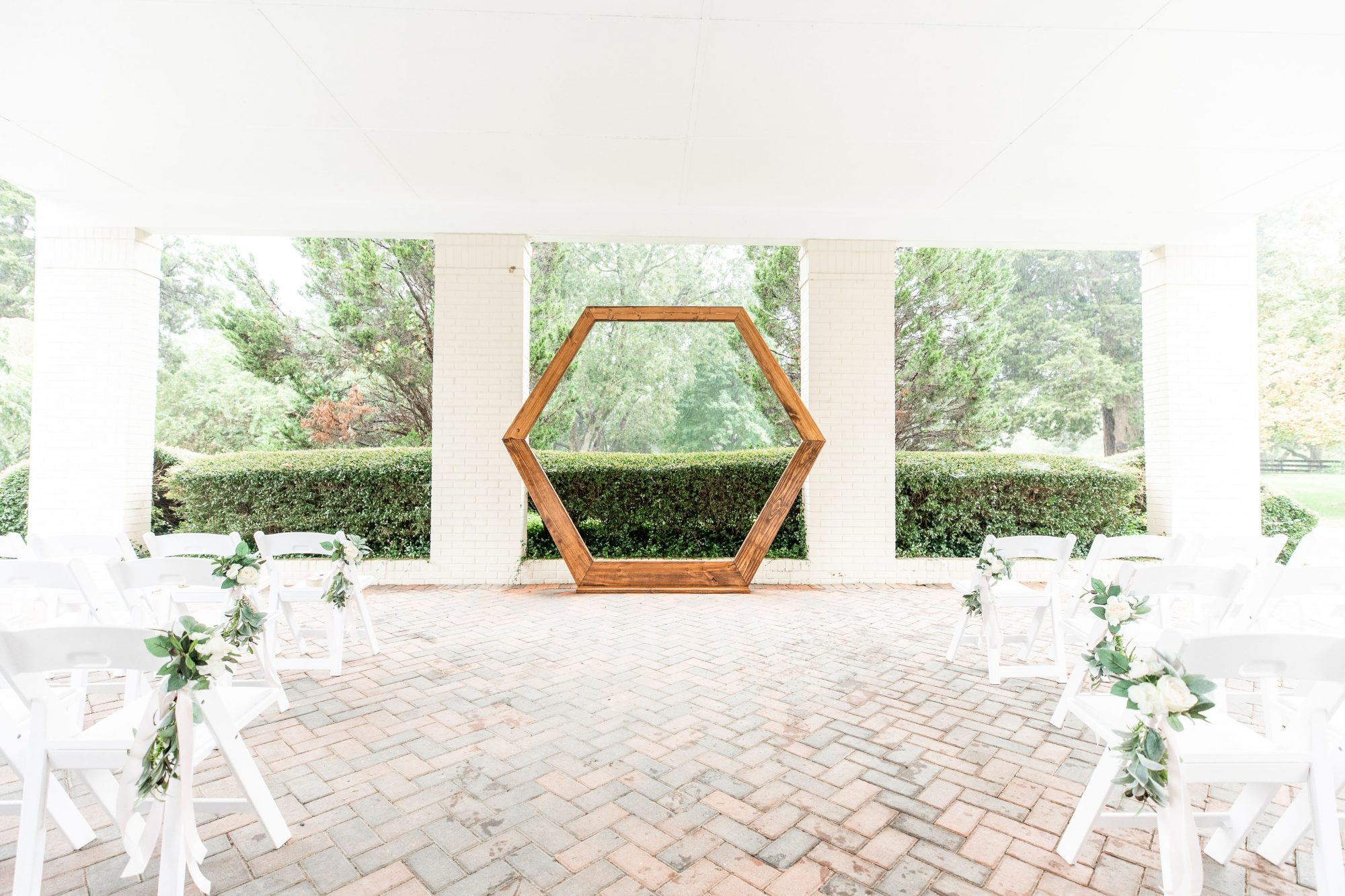 Stunning Fall Wedding at a Brand New Venue
