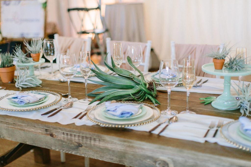Waterford Wednesday:  We Have Farm Tables!