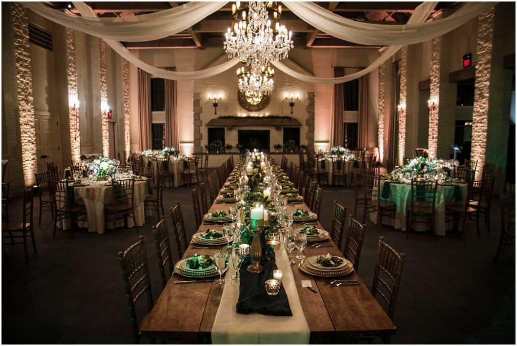 Waterford Wednesday: Head Table vs. Sweetheart Table