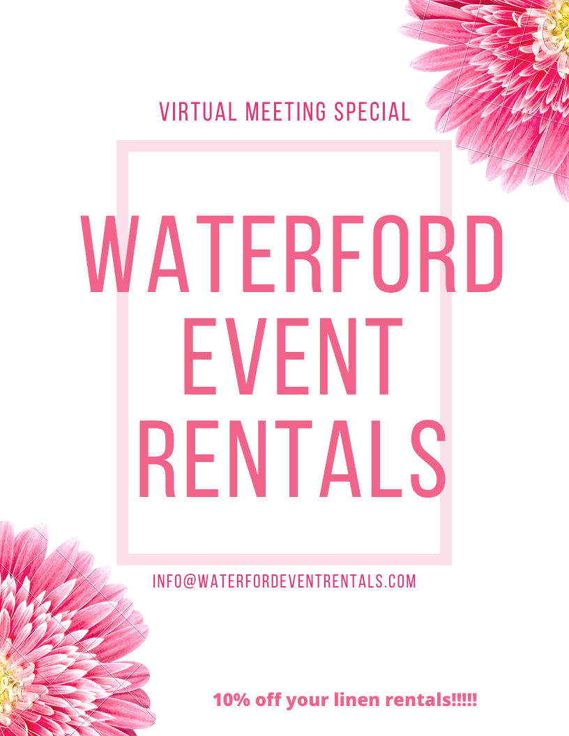 Virtual Meeting Special!!