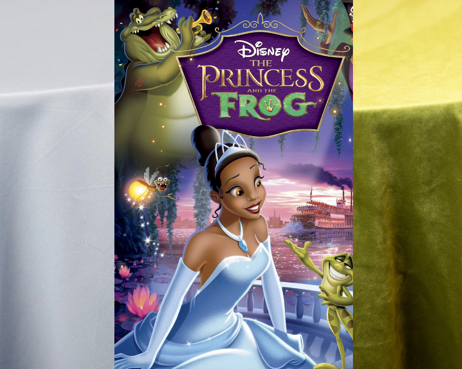 Incorporating Disney Into Your Reception