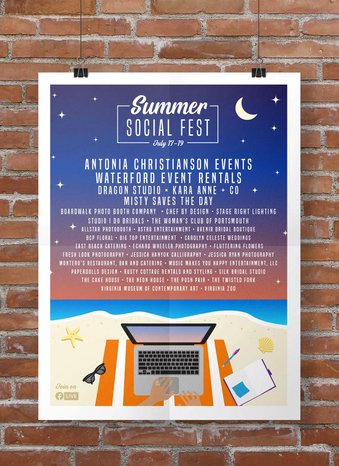 The Summer Social Fest 2020