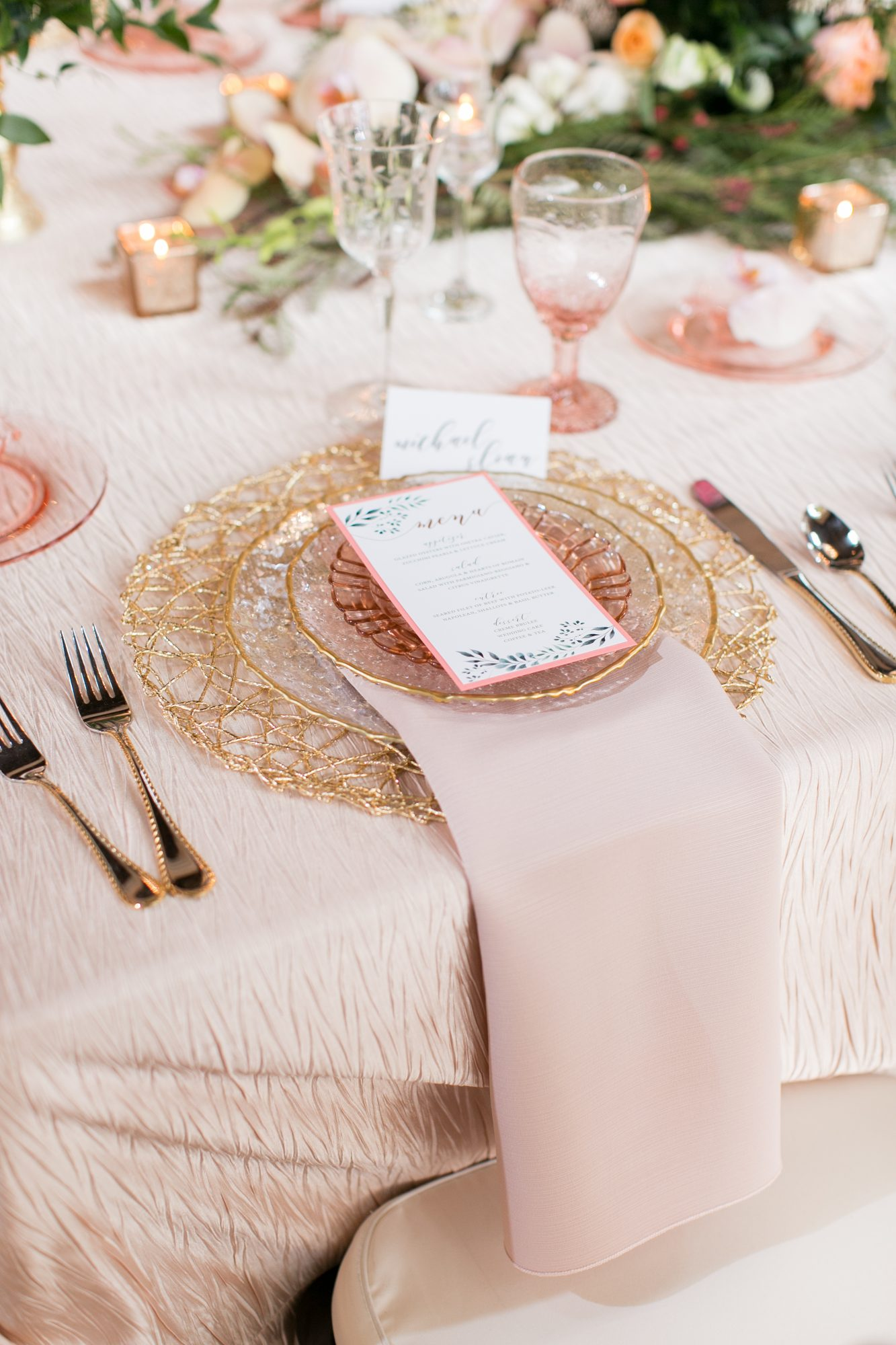 Waterford Wednesday: Perfecting Your Place Settings
